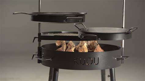 Kudu Safari Braai Grill Review » The Gadget Flow