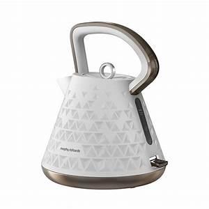 Morphy Richards Wasserkocher : morphy richards 108102ee prism wasserkocher 1 5 l wei ~ Watch28wear.com Haus und Dekorationen