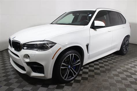 Pre Owned Bmw X5 by Pre Owned 2017 Bmw X5 M Sports Activity Vehicle Suv In