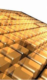 Gold Cubes (PSD)   Official PSDs