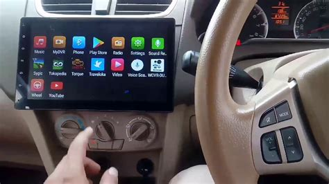 review kanor android head unit   suzuki ertiga