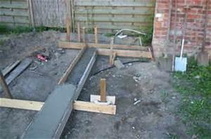 Fundament Für Terrasse : eine berdachte terrasse selber bauen ~ Yasmunasinghe.com Haus und Dekorationen