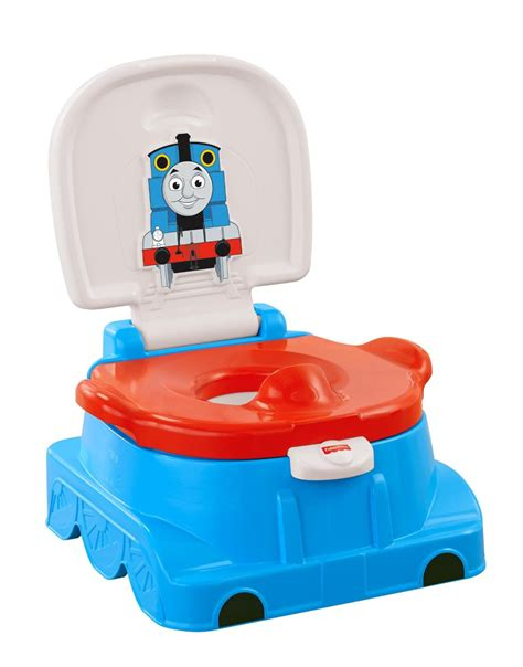 low price on fisher price thomas railroad rewards potty