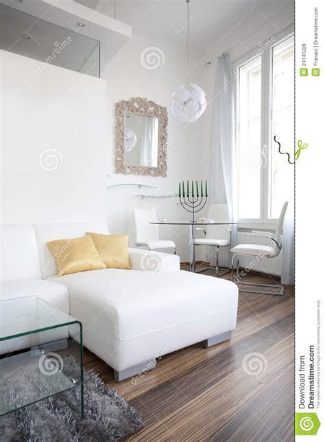 Living Room Interior Design Portrait Royalty Free Stock