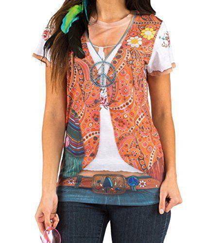 hippie t shirt selber machen hippie kost 252 m selber machen shirt ca 21 kost 252 m idee zu karneval fasching