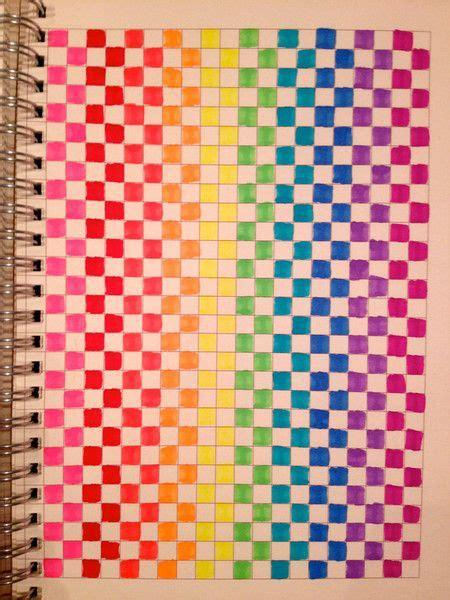 easy graph paper art patterns pixel art patterns