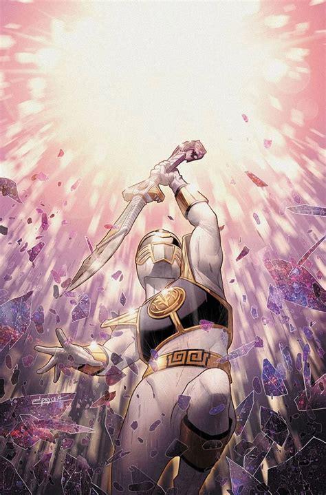 White Power Ranger (Character) - Comic Vine