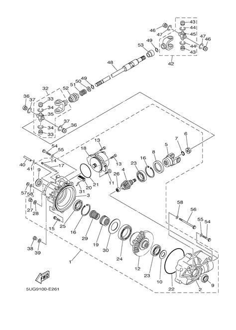 2007 Yamaha Rhino 660 Wiring Diagram by Grizzly 660 Engine Diagram Downloaddescargar
