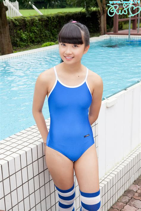 rei Kuromiya Blue Swimsuit Onecoolthing Today