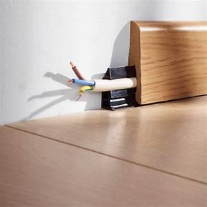 Plinthe Electrique Leroy Merlin : plinthe passe cable castorama vetio17 ~ Melissatoandfro.com Idées de Décoration