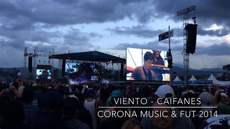 Caifanes Corona Music & Fut 2014