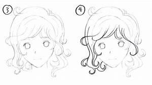 JohnnyBro's How To Draw Manga: How to Draw Manga Hair ...