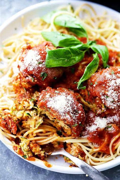 ricotta zucchini meatballs recipe easy vegetarian