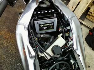 Aprilia Rs 125 Starter Relay Problems