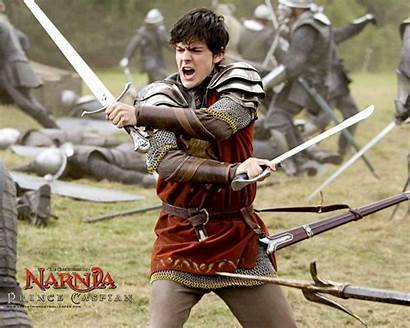 Narnia Chronicles Wallpapers Quotes Caspian Prince Pc