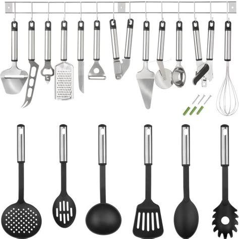 ustensil cuisine ensemble d ustensiles de cuisine achat vente ensemble