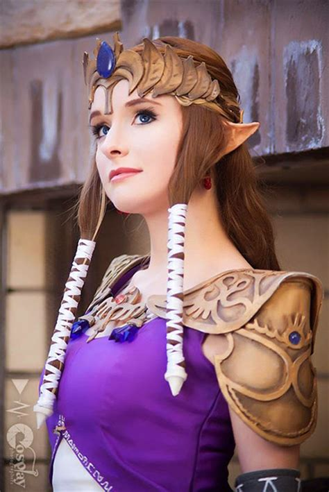 What Princess Zelda Would Look Like In Real Life Techeblog