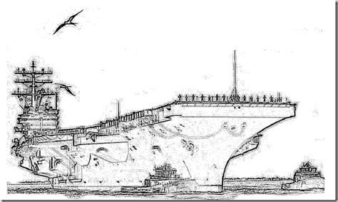 Barcos De Guerra Para Colorear by Pinto Dibujos D 237 A De La Marina Dibujos Para Colorear