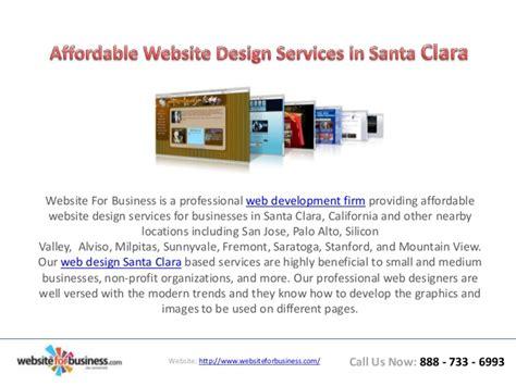 affordable website design affordable website design services in santa clara