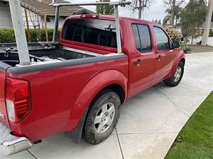2006 Nissan Frontier Crew Cab Truck Manual Transmission