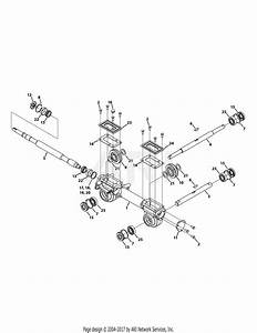 33 Troy Bilt Bronco Tiller Parts Diagram