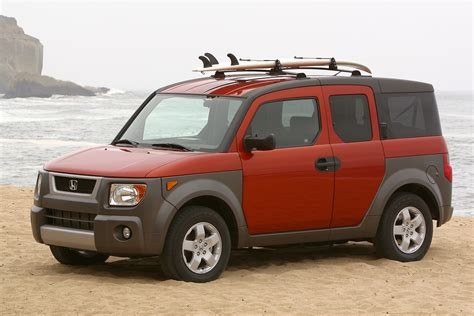 2003 Honda Element Related Infomationspecifications