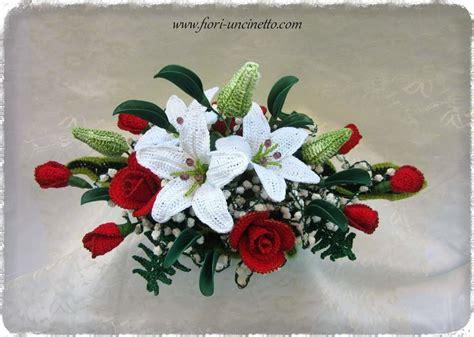 fiori catalogo catalogo fiori all uncinetto crochet flowers kwiaty