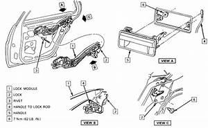 Diagrams To Remove 1996 Buick Century Driver Door Panel