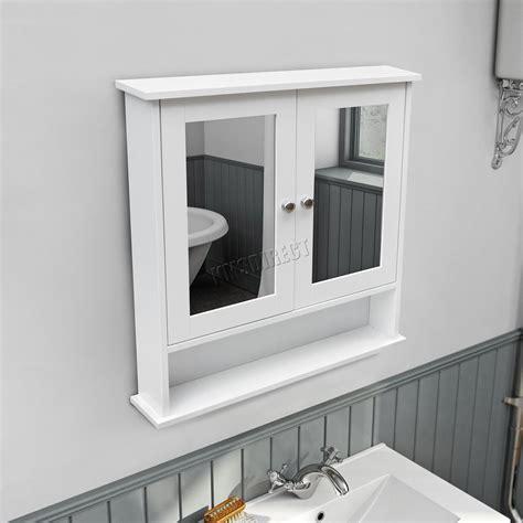 Bathroom Cupboard Mirror by Westwood Wall Mount Mirror Bathroom Cabinet Unit Storage