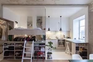 Mini appartamenti: 40 mq in città LivingCorriere