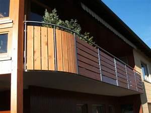 Holz Für Balkongeländer : holzbretter f r balkongel nder on31 hitoiro ~ Lizthompson.info Haus und Dekorationen