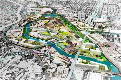 Port Urbanism And R2 Companies Propose Plan To Revitalize