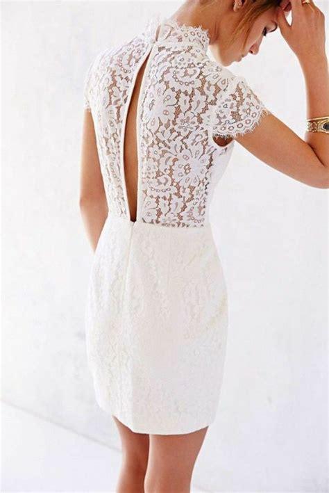 robe de mariée et blanche dentelle tendance mode 60 des plus belles robes de mariage civil
