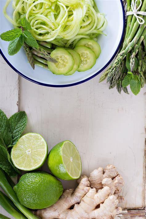 cuisine concombre recette salade de concombre et de saumon au gingembre