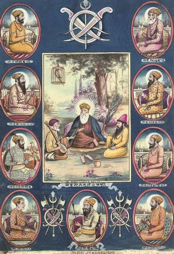gurus  sikh names teachings history studycom