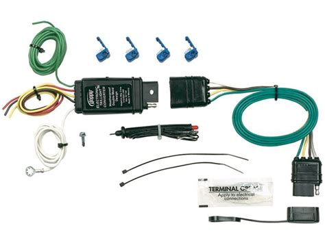2002 Nissan Frontier Trailer Wiring by For 1998 2006 Nissan Frontier Trailer Wiring Harness