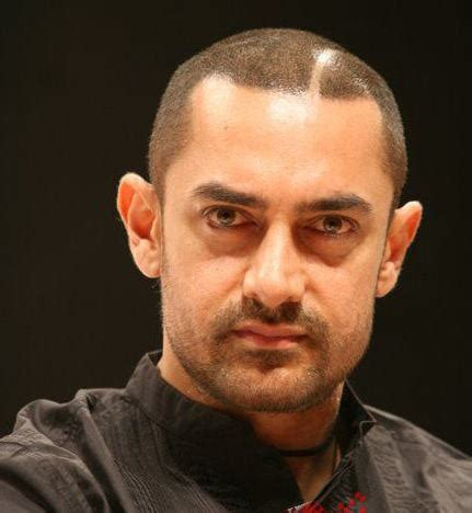Amir Khan Ghajini Haircut