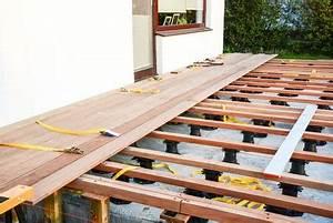 Terrasse Auf Stelzen Bauanleitung : terrassen verlegen mit bangkirai holz ~ Whattoseeinmadrid.com Haus und Dekorationen