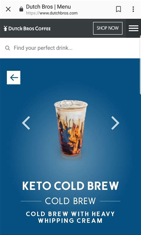 We did not find results for: Keto Cold Brew   Dutch bros drinks, Dutch brothers, Dutch bros