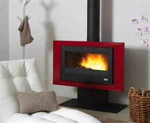 Poele A Bois Rouge : po le bois troyes dans l 39 aube meubles pouchain ~ Dailycaller-alerts.com Idées de Décoration