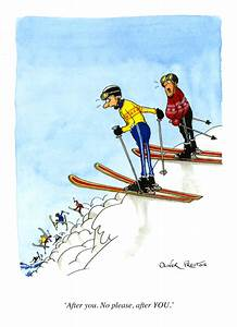funny, skiiing, card, -, after, you