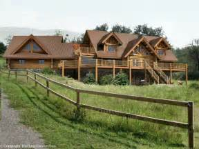 ranch style log home floor plans ranch style house plans ranch style log homes