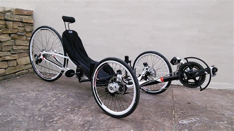 2014 Ice Vtx Racing Trike