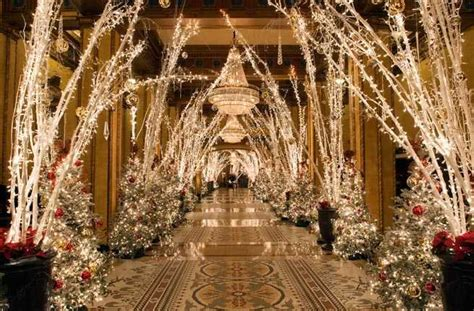 The Roosevelt Hotel New Orleans Christmas Decorations by 10 Hotels With Over The Top Christmas Decorations Fodors