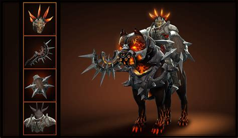 hounds  chaos knight dota  mod mod skin dota