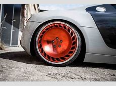 Craziest Custom Wheels on a Supercar Messer TurboFan