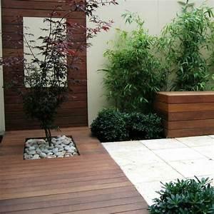 Moderne Gartengestaltung Mit Holz : 50 moderne gartengestaltung ideen ~ Eleganceandgraceweddings.com Haus und Dekorationen