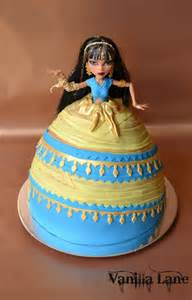 Monster High Cleo De Nile Cake