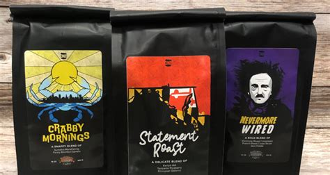 Baltimore coffee and tea co. Baltimore Coffee and Tea Co. releases 3 new blends with Route One Apparel - Maryland Daily Record