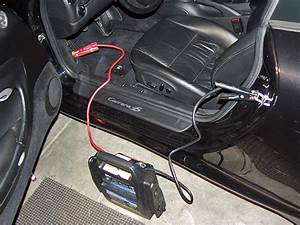 I Have A Porsche Boxster 2000 Battery Is Dead Trying To